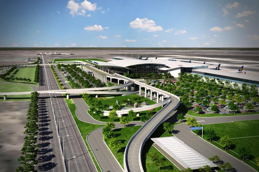 noi bai airport terminal 2