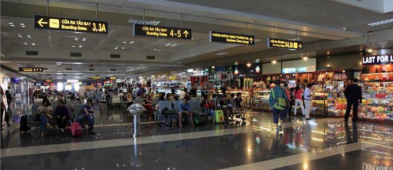 noi bai airport terminal