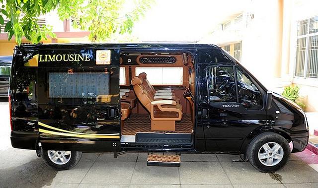 luxury limousine noi bai airport